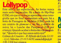 ATL Lollypop na revista Time Out